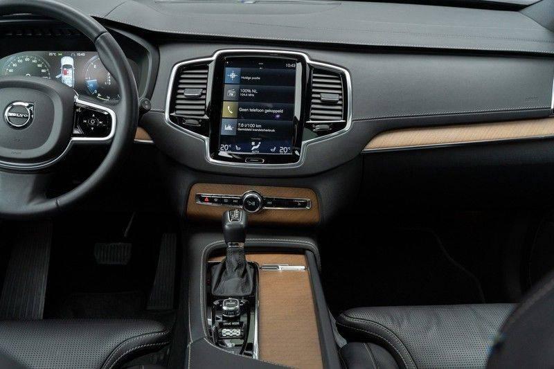 "Volvo XC90 2.0 D4 190pk AWD Inscription 7-pers. Pano Leer Camera 21"" afbeelding 21"