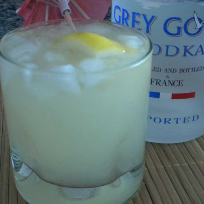 Adam Sunrise Cocktail