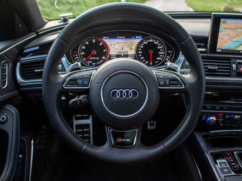 Audi RS6 Avant 4.0 TFSI RS6 quattro performance Pro Line Plus afbeelding 11