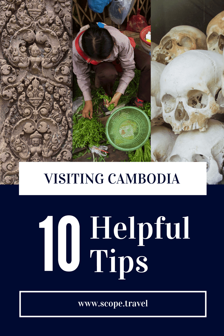 pinterest 10 things to know when visiting cambodia