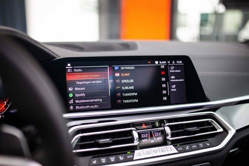 BMW X5 xDrive30d High Executive *M Pakket / Laser / Pano / HUD / Keyless / Trekhaak* afbeelding 13