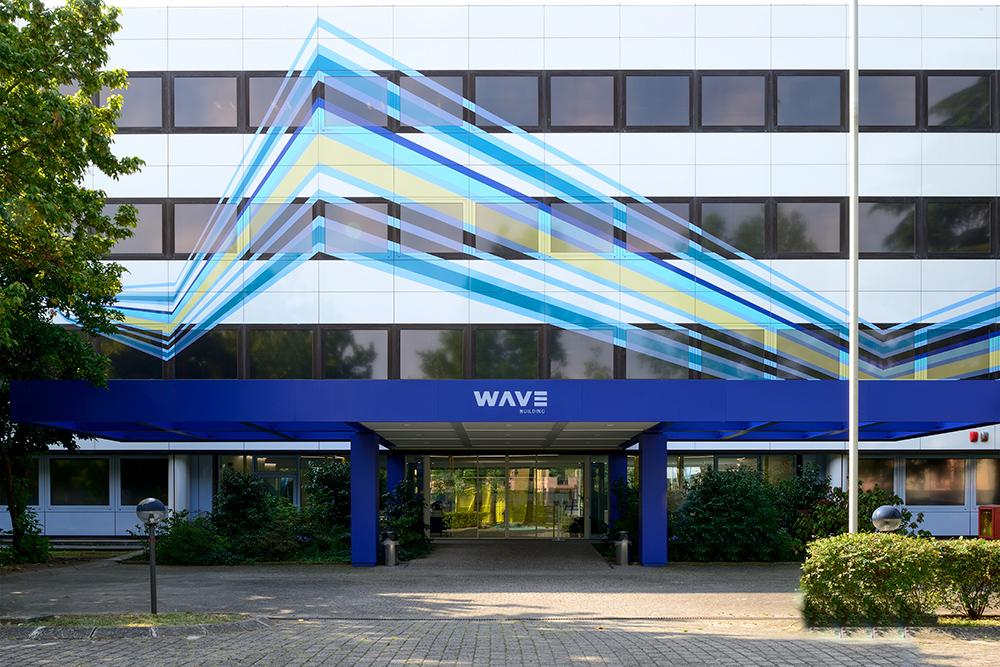 Immobile WAVE Building uffici