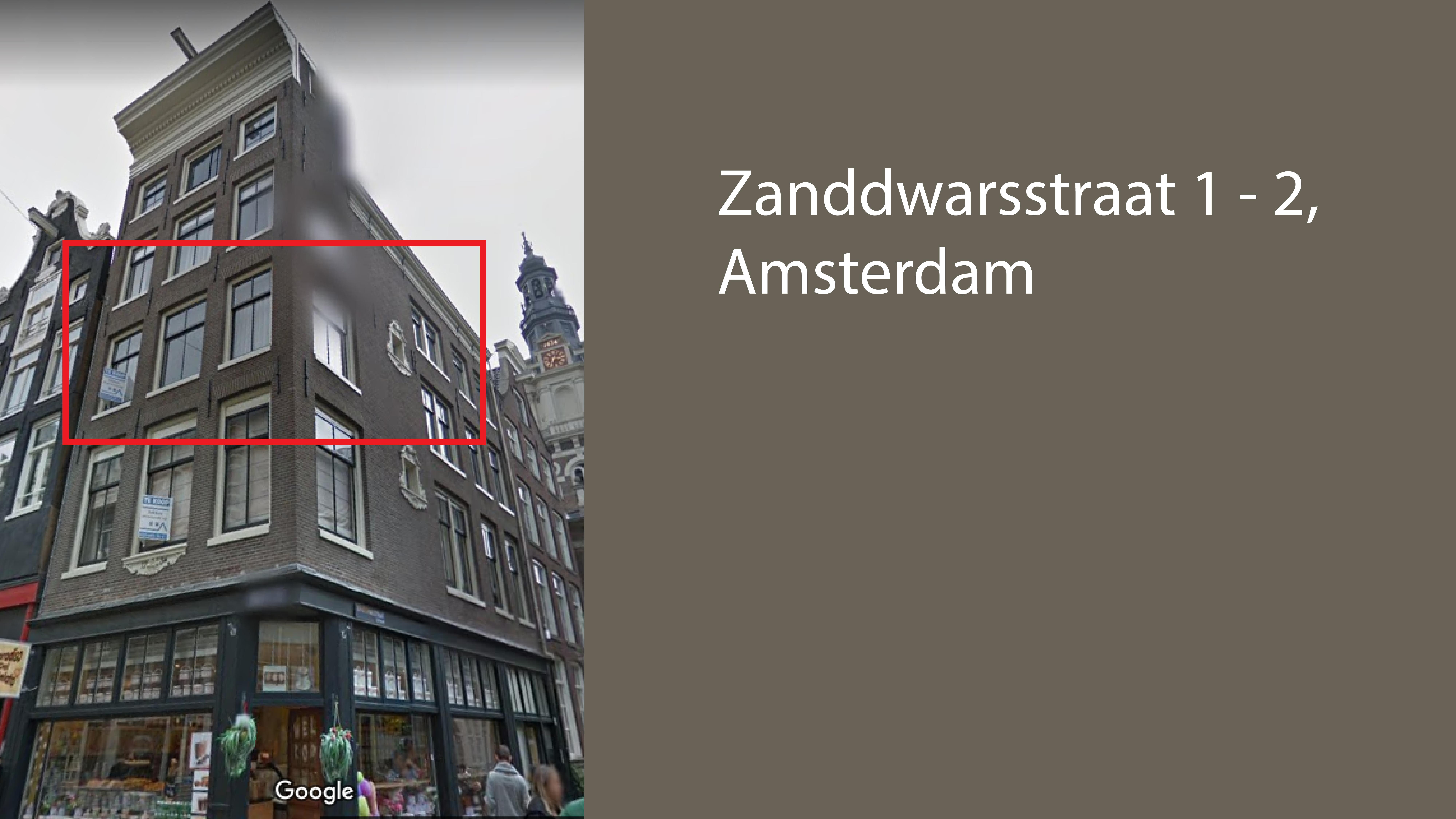 Zanddwarsstraat 1-2