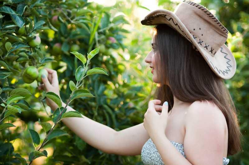 Fotograf w ogrodzie Kalisz