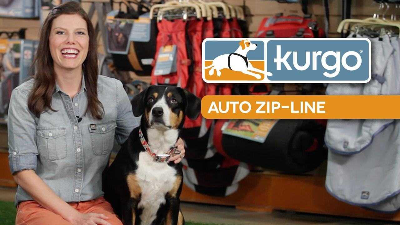 How to Use the Kurgo Auto Zip Line (VIDEO)