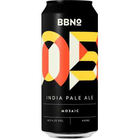 05|India Pale Ale – Mosaic by Brew By Numbers