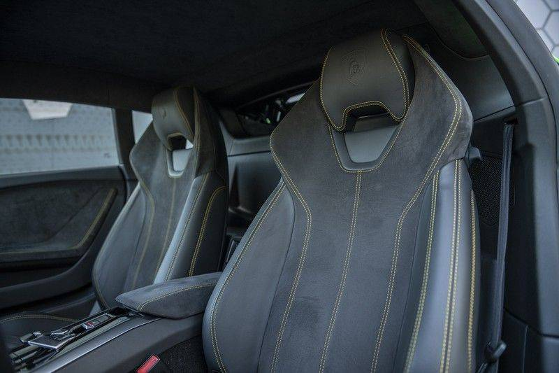 Lamborghini Huracan 5.2 V10 LP610-4 Blue Eye + Carbon Spoiler + LIFTING + Achteruitrijcamera afbeelding 13