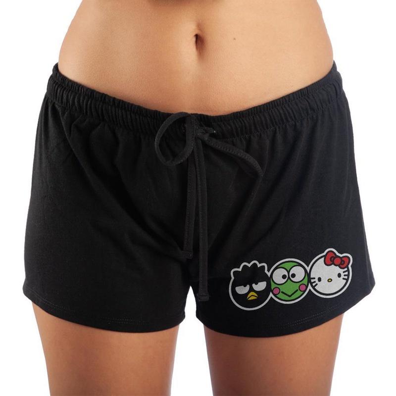 Hello Kitty Pajama Shorts