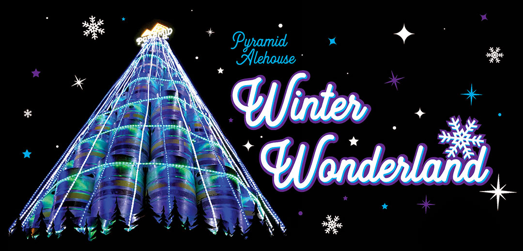 Pyramid Alehouse Winter Wonderland