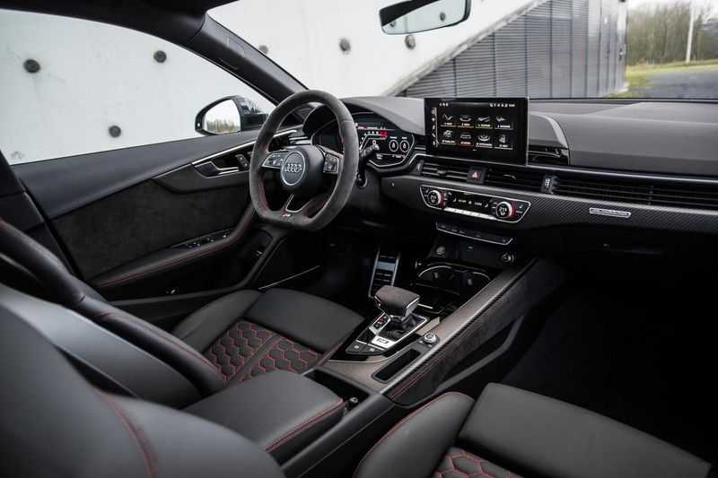 Audi A4 Avant 2.9 TFSI RS 4 quattro afbeelding 17