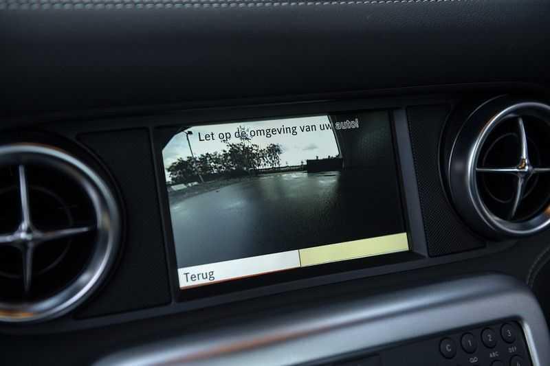 Mercedes-Benz SLS Coupé 6.3 AMG B&O afbeelding 21