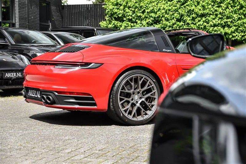 Porsche 911 TARGA 4 TOPVIEW+BOSE+MATRIX LED+ST.KOELING afbeelding 21