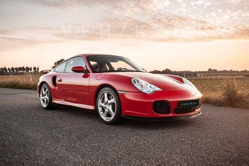 Porsche 911 3.6 Coupé Turbo // Eerste eigenaar // Originele lak afbeelding 2
