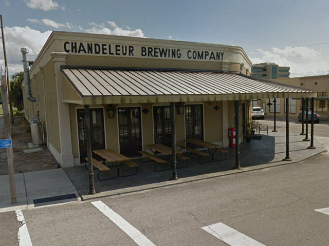 Chandeleur Island Brewing Company in Gulfport, MS