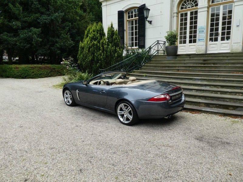 Jaguar XKR 4.2 V8 Convertible afbeelding 12