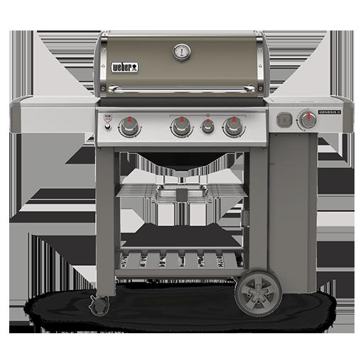 BBQ Weber Série Genesis II E-330 Smoke