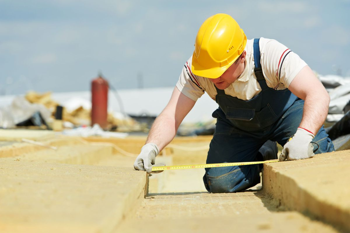 Vetting a roofer