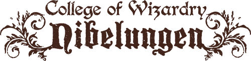College of Wizardry: Nibelungen Logo
