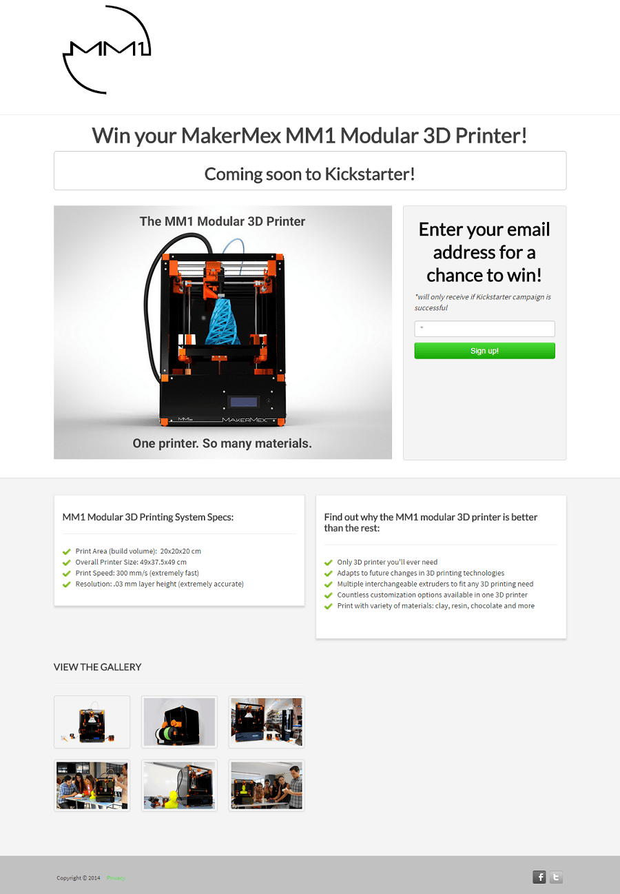 Win_the_MM1_Modular_3D_Printer_-_winmakermex_kickoffpages_com