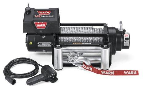 Warn VR8000 Winch 86245 8000 lb winch