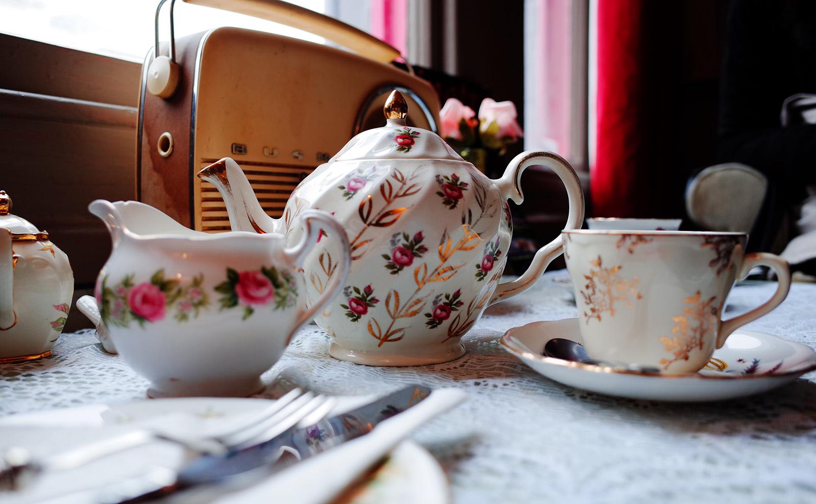 Tea Around the World, Edward Gorey's Lists, Mrs. Dalloway & More: Endnotes 24 April