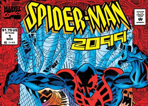 conheça o homem aranha 2099