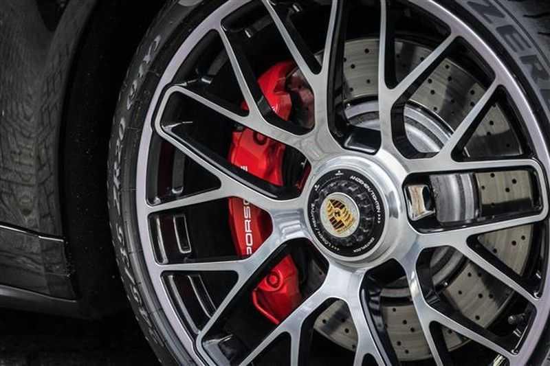 Porsche 911 TURBO GLAS DAK+ADAPT.STOELEN+CAMERA afbeelding 5