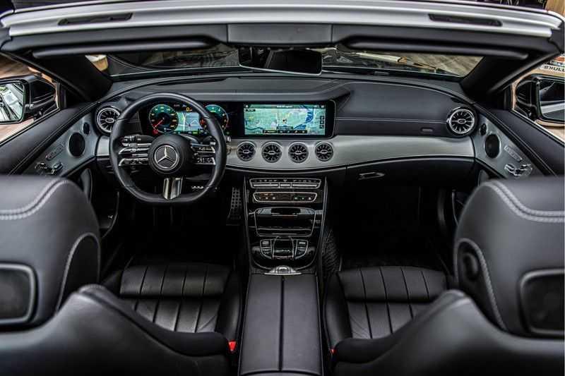Mercedes-Benz E-Klasse Cabrio 300 AMG   Nieuw Model!   Head-up Display   Memory   Drivers Package   afbeelding 23