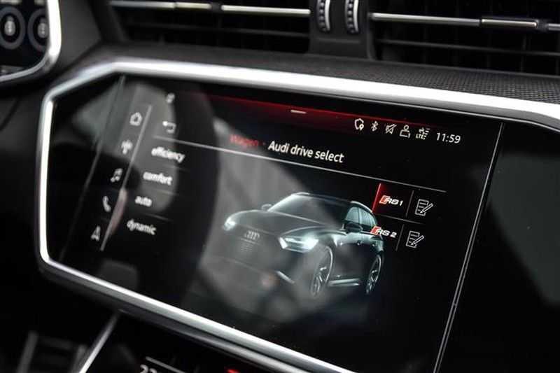 Audi RS6 DYNAMIC PLUS+CARBON+B&0 ADV.+ALC.HEMEL NP.254K afbeelding 14