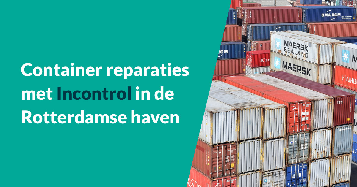Container reparaties bij van Doorn Group