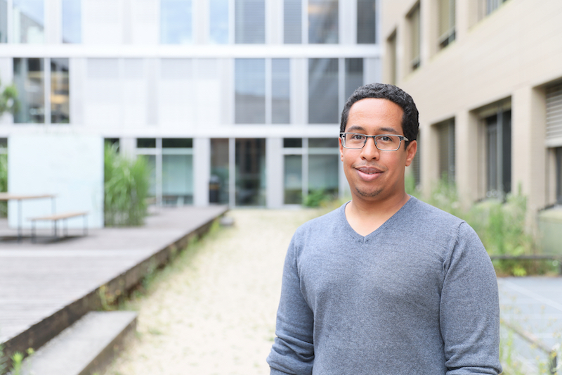 Photo of Karam, EPFL Extension School Learner