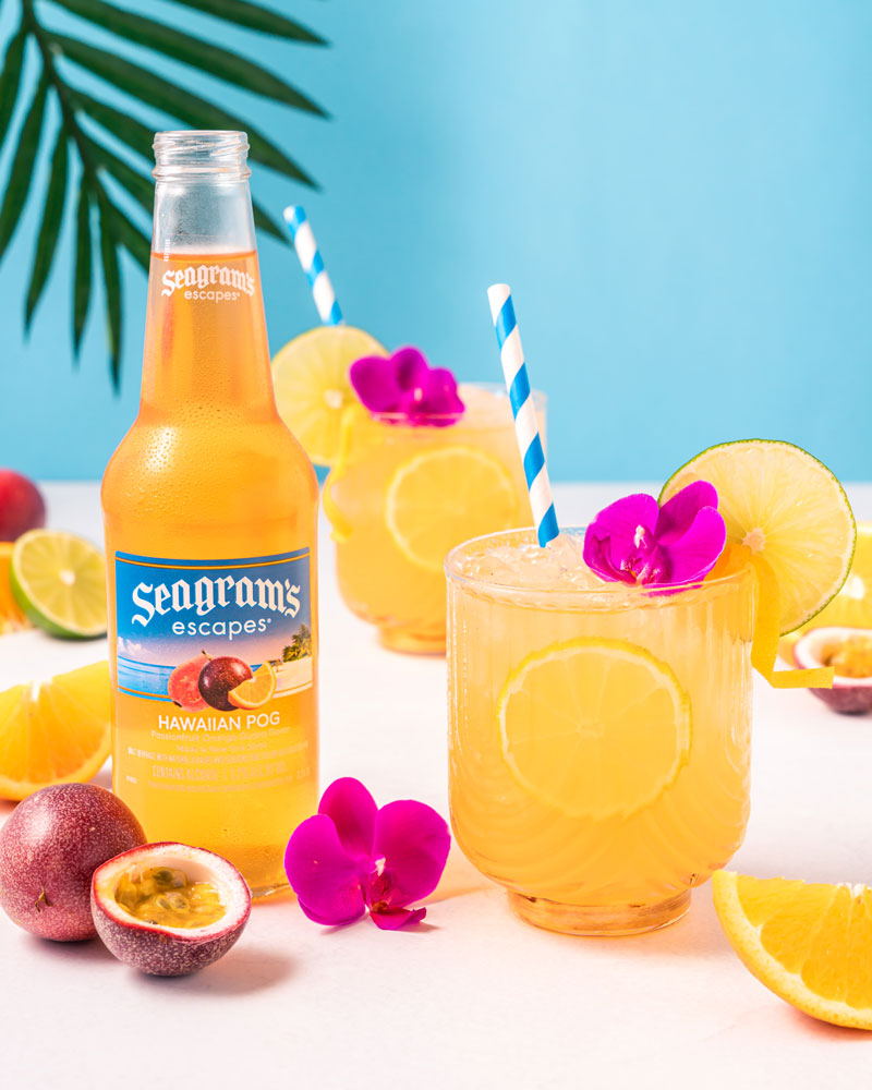Hawaiian POG Punch Recipe Image