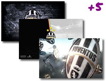Juventus theme pack