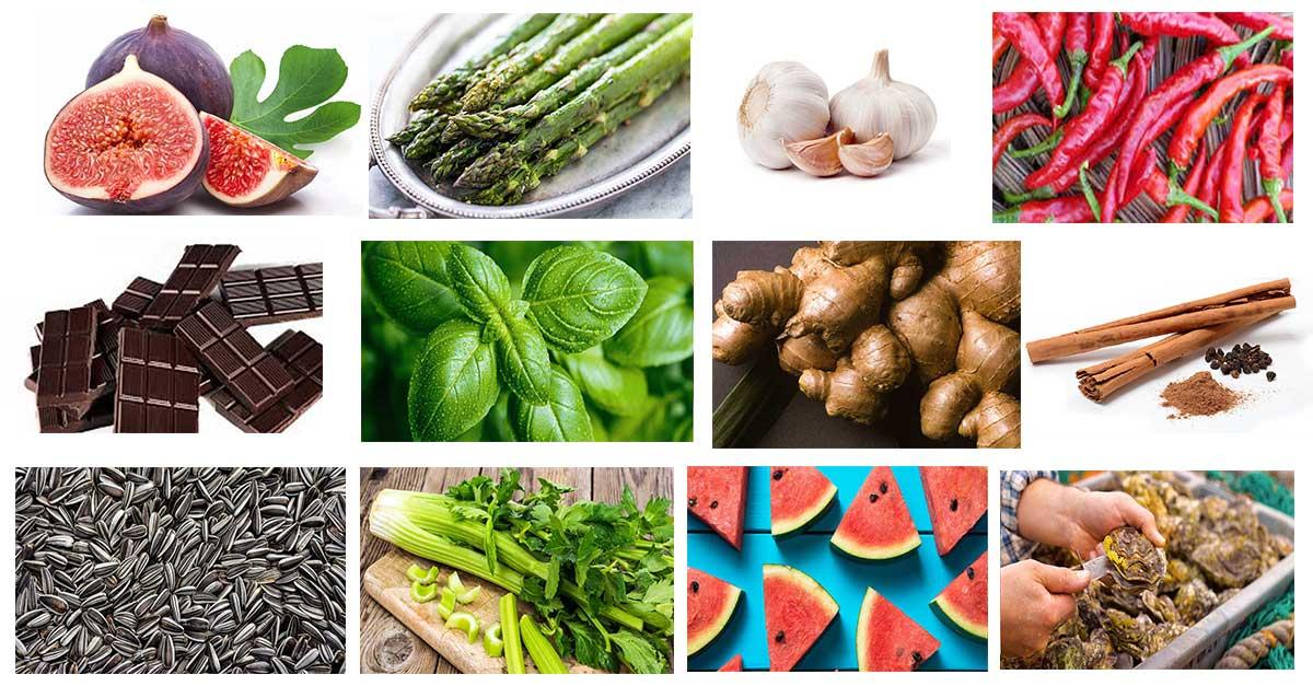 Buah dan Sayur untuk Meningkatkan Gairah