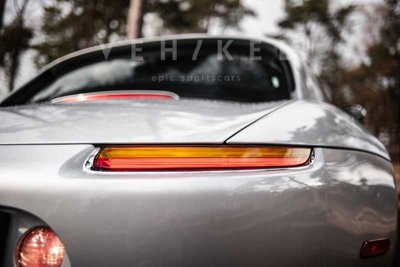 BMW Z8 5.0 // Hardtop // Titansilber afbeelding 9