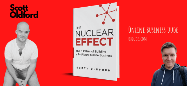 The Nuclear Effect By Scott Oldford - Book Notes
