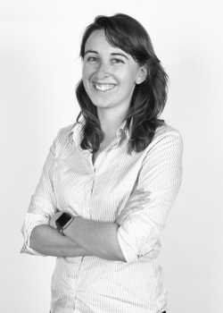 Profile Image of Amy Kapernick, the founder of AimHigher Web Design