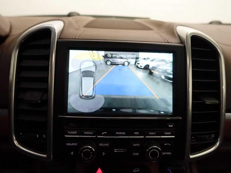 Porsche Cayenne 3.0 S E-Hybrid Sport Plus 334pk Aut- Panodak, Bose, Leer, Camera, Full! afbeelding 13