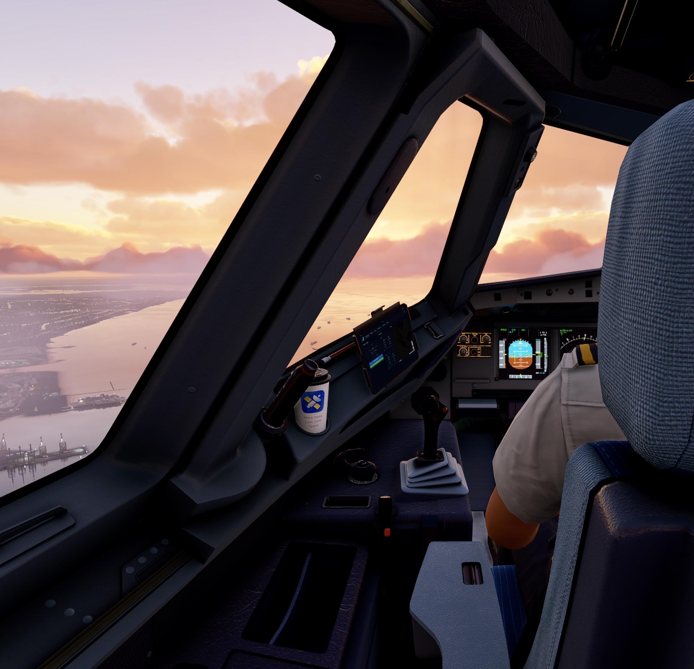 NetNewsWire Flight Deck Cup