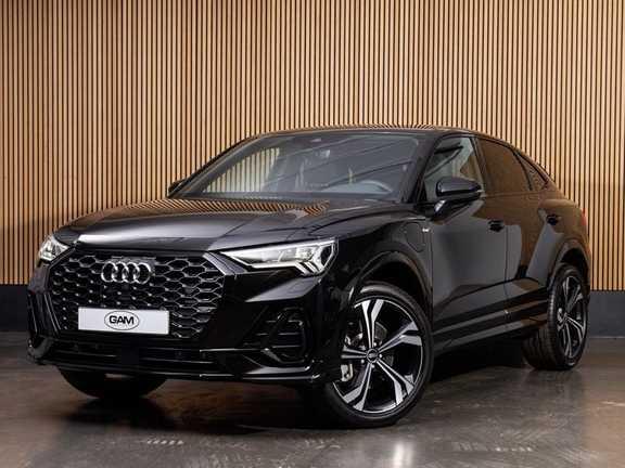 "Audi Q3 Sportback 45 TFSI e 20"",DAK,SONOS,S-line"