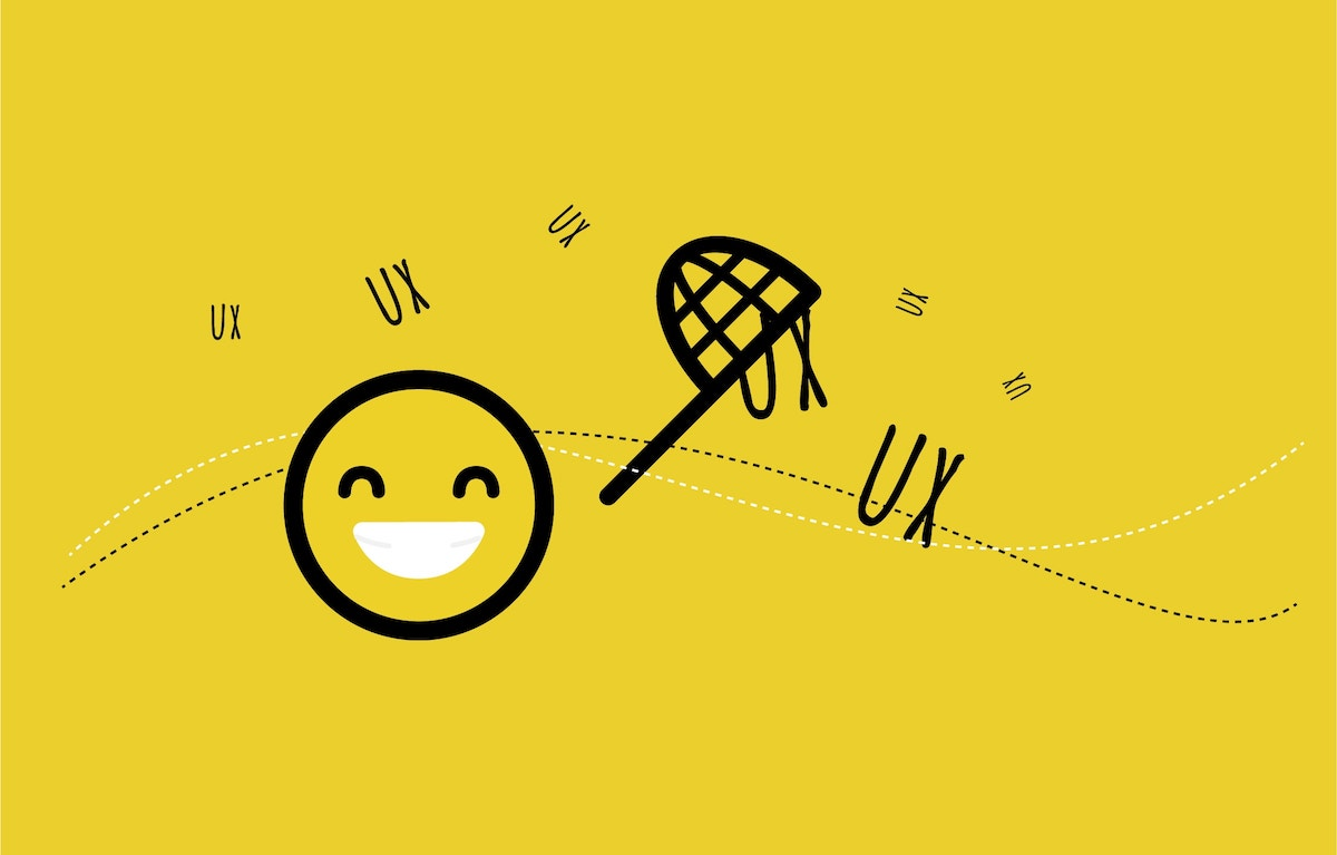 Start reading up about UX design