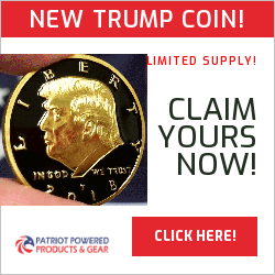 Trump Trump Commemerative Coin