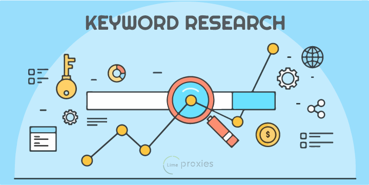 SEO proxies - keyword research