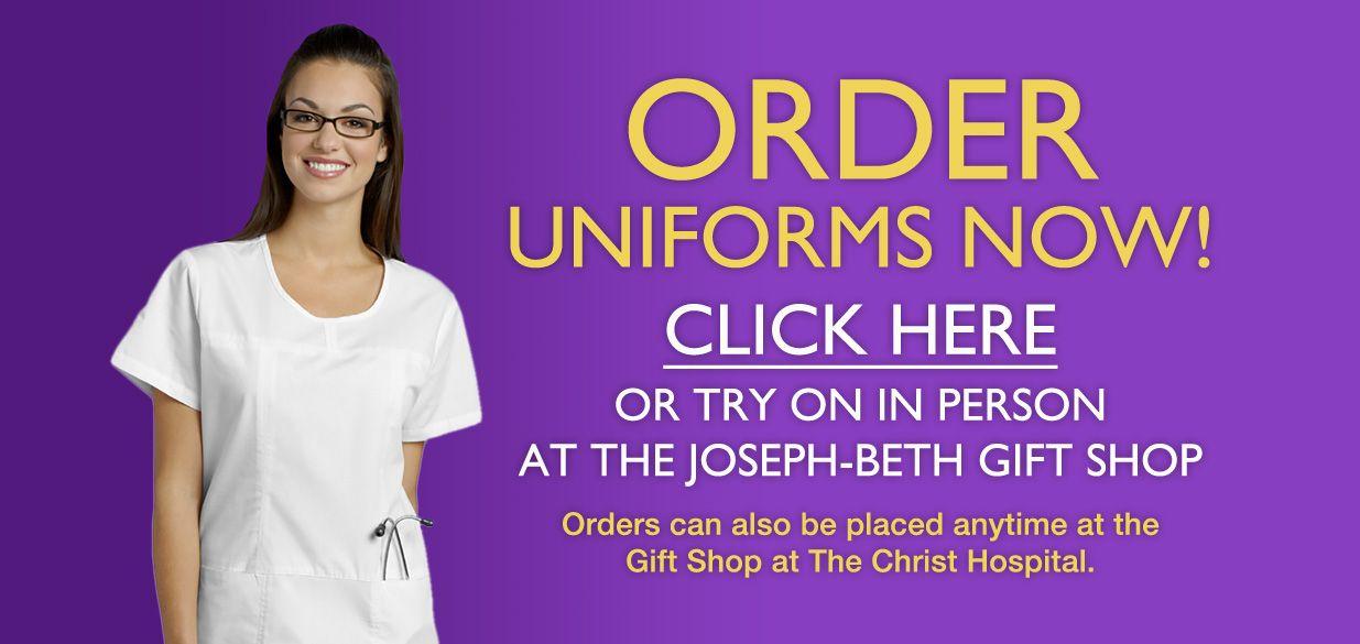 Order Uniforms