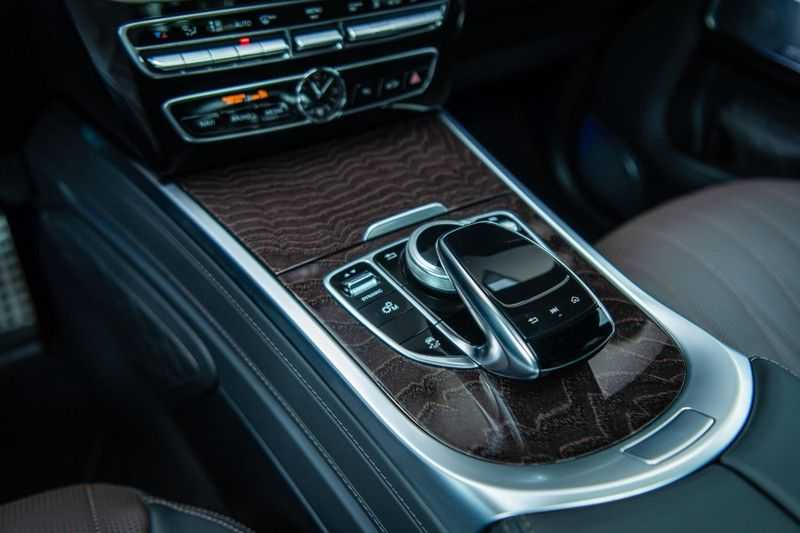Mercedes-Benz G-Klasse G500, 421 PK, AMG-Line, G/Manufaktur Exklusiv, Distronic Plus, DAB, Widescreen, Standkachel, AMG/Multi!! afbeelding 15