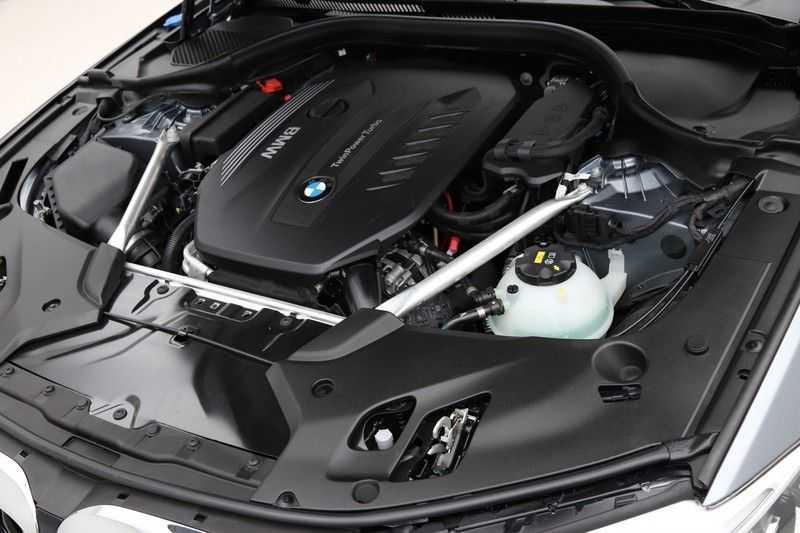 BMW 5 Serie 540d xDrive High Executive afbeelding 10