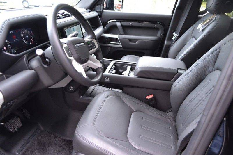 Land Rover Defender 3.0 P400 110 Black Pack 7-Zits NW 182.700,- euro afbeelding 9
