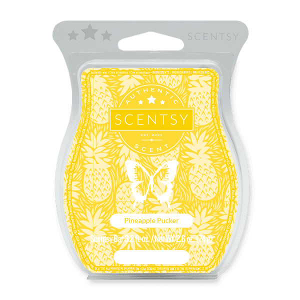 Picture of Pineapple Pucker Scentsy Bar