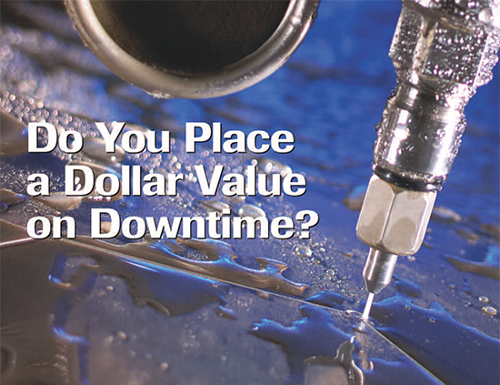 Do You Place A Dollar Value on Downtime?