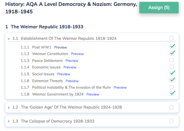 Homework A Level AQA History Nazism